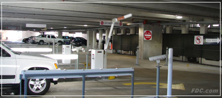 airport parking solutions