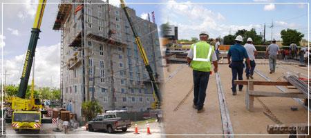 general contractors parking solutions